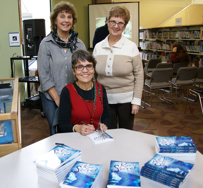 Kira's Secret Launch with Deirdre Kessler and Nancy Bulger
