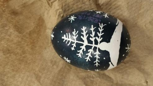 Christmas egg 2