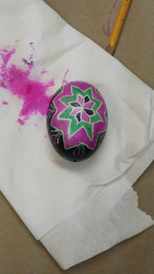 Christmas egg 4
